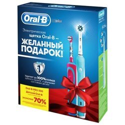 Oral-B Pro 500 + Stages Power