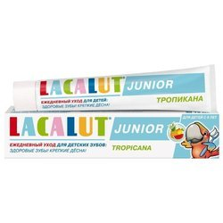 Зубная паста Lacalut Junior Tropicana 8+
