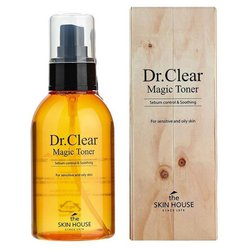 The Skin House Тонер против воспалений Dr.Clear Magic Toner
