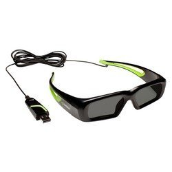 NVIDIA 3D Vision Wired Glasses Kit (942-10864-0005-100)
