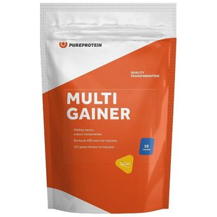 Гейнер Pure Protein Multi Gainer (1000 г)