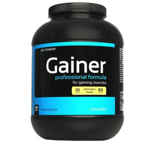 Гейнер XXI Power Gainer (4 кг) в банке