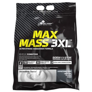 Гейнер Olimp MAX Mass 3XL (6000 г)