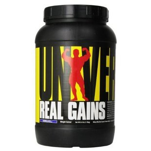 Гейнер Universal Nutrition Real Gains (1.73 кг)