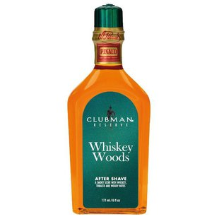 Лосьон после бритья After Shave Whiskey Woods Clubman