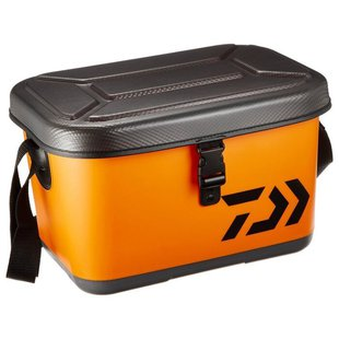 Сумка для рыбалки DAIWA HD Tackle Bag S40CMA OR 7262 47х32х28см
