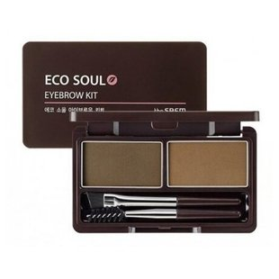 The Saem Eco Soul Eyebrow Kit