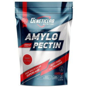 Гейнер Geneticlab Nutrition Amylopectin (1000 г)