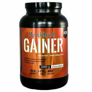 Гейнер Muscle Rush Gainer 2000 г