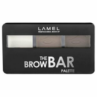 Lamel Professional Набор для бровей The Brow Bar Palette