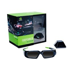 NVIDIA 3D Vision Wireless Glasses Kit